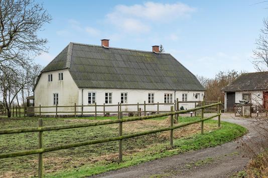 Landejendom på Vesterskov i Ringe - Ejendommen