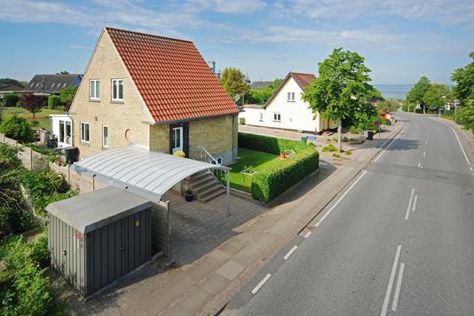 Villa på Kildensmindevej i Assens - Mastefoto