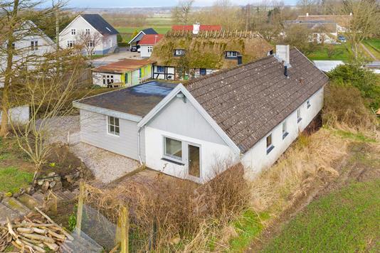Villa på Fuglekildevej i Tommerup - Mastefoto