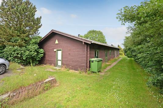 Villa på Vinkelvej i Glamsbjerg - Ejendommen
