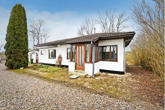 Villa på Gulfeldtsvej i Broby - Ejendommen