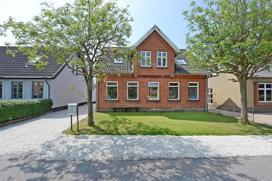Villa på Kirkevej i Broby - Ejendommen