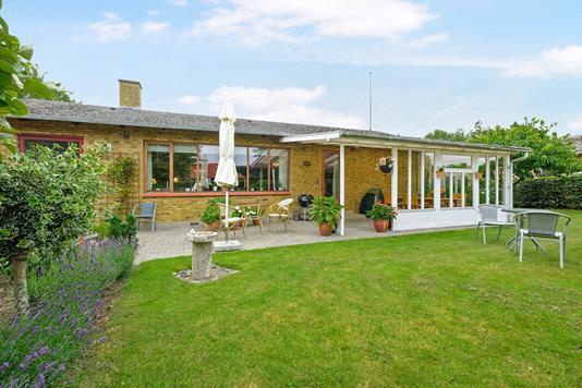 Villa på Kallehavegyden i Haarby - Ejendom 1