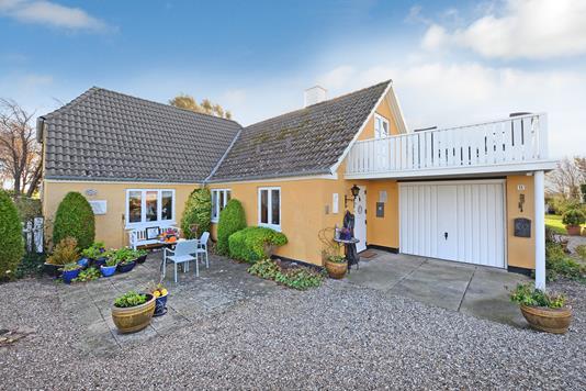 Villa på Lindhovedvej i Ebberup - Ejendommen