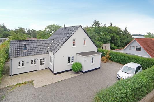 Villa på Skærendsvej i Haarby - Mastefoto