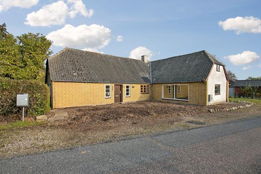 Villa på Bækkevej i Ferritslev Fyn - Ejendommen