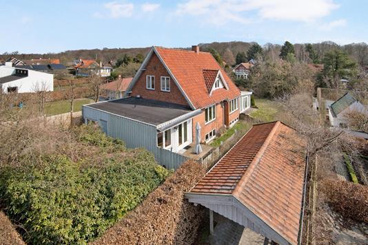Villa på Hjortekærsvej i Kongens Lyngby - Ejendom 1