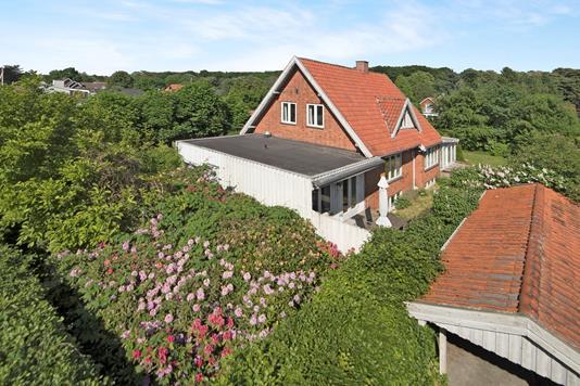 Villa på Hjortekærsvej i Kongens Lyngby - Ejendommen