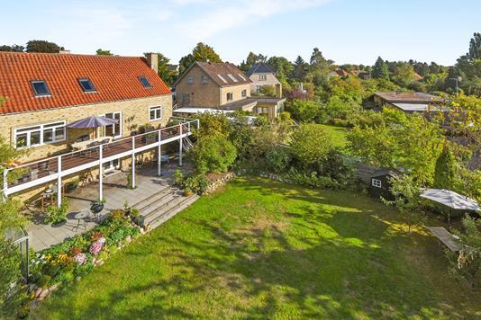 Villa på Sophus Bauditz Vej i Kongens Lyngby - Have