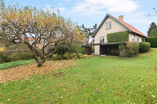 Villa på Lyngby Rosenvænge i Kongens Lyngby - Have