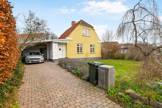 Villa på V.Stuckenbergs Vej i Kongens Lyngby - Ejendom 1