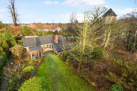 Villa på Trongårdsvej i Kongens Lyngby - Ejendom 1