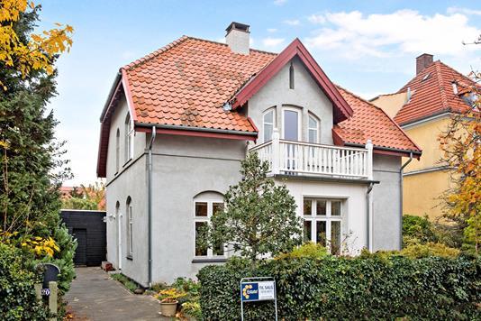 Villa på Thingvalla Allé i København S - Ejendom 1