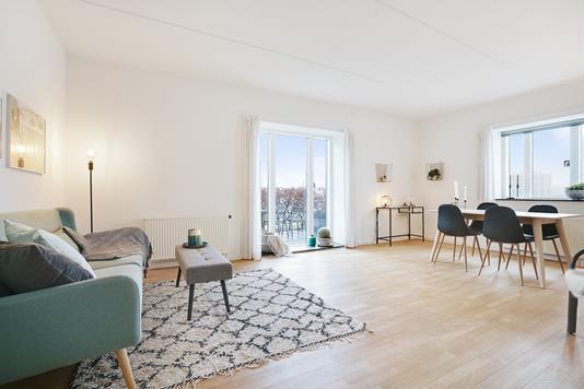 Ejerlejlighed på Islands Brygge i København S - Stue