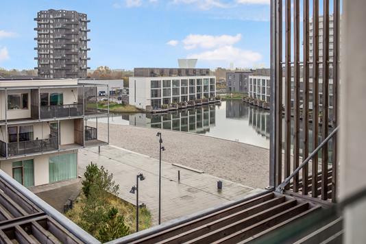 Ejerlejlighed på Viggo Kampmanns Plads i København S - Udsigt