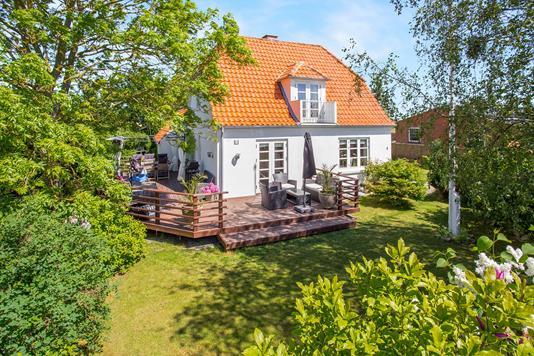 Villa på Gammelbrovej i Holbæk - Ejendommen