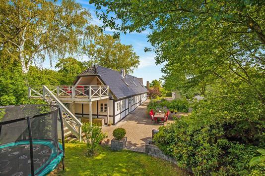Villa på Bredetvedvej i Holbæk - Ejendommen