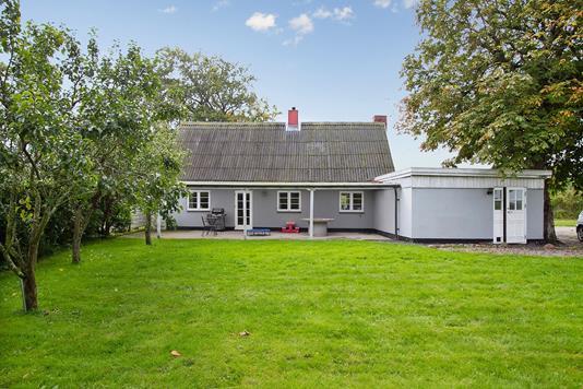 Villa på Ibs Huse i Mørkøv - Ejendommen