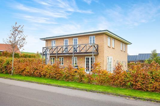 Villa på Søhusvej i Hørve - Ejendommen