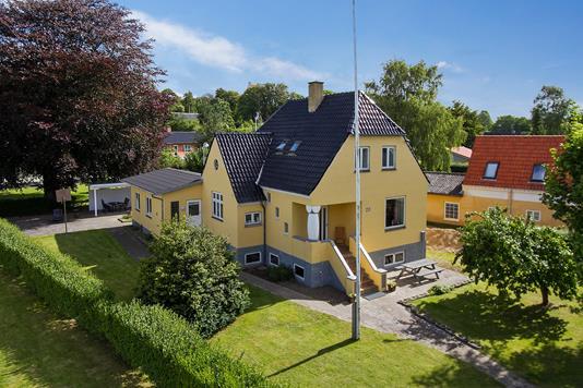 Villa på Hovedgaden i Jerslev Sjælland - Andet