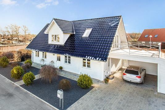 Villa på Halvmånen i Holbæk - Andet