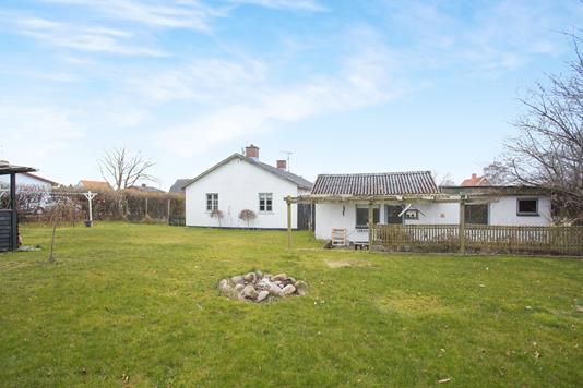 Villa på Bækmarksvej i Holbæk - Ejendommen