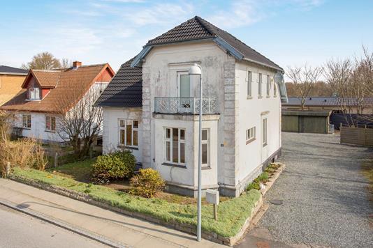 Villa på Holbækvej i Store Merløse - Ejendommen