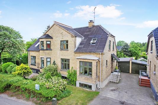 Villa på Ringstedvej i Roskilde - Ejendommen
