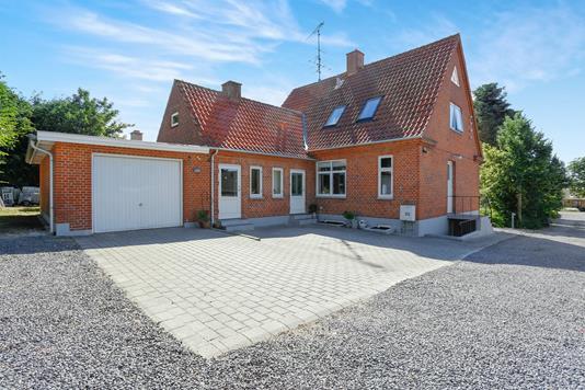 Villa på Hørve Kirkevej i Hørve - Ejendom 1