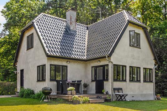 Villa på Åvej i Svebølle - Ejendom 1