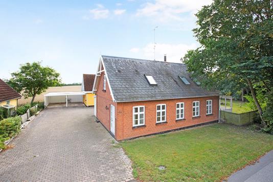 Villa på Roskildevej i Vipperød - Ejendom 1