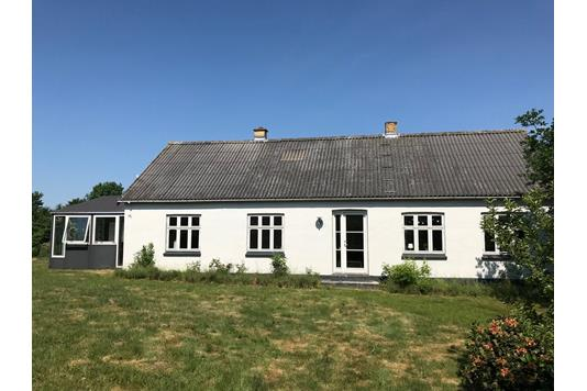 Villa på Krajbjergvej i Skødstrup - Andet