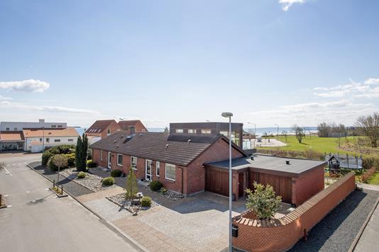 Villa på Skæring Højsagervej i Egå - Ejendommen