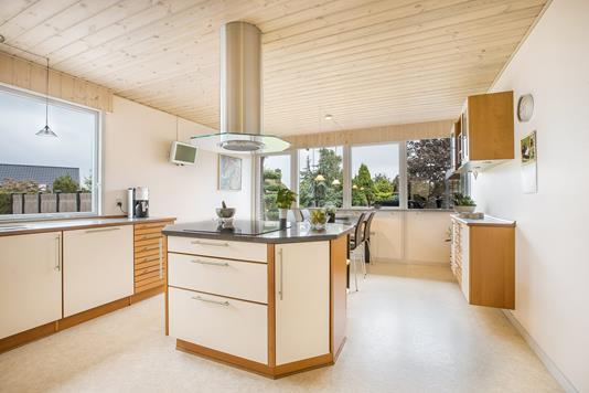 Villa på Elishøj i Skødstrup - Køkken