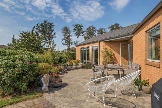 Villa på Egehaven i Lystrup - Ejendommen