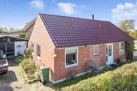 Villa på Lystrupvej i Lystrup - Mastefoto