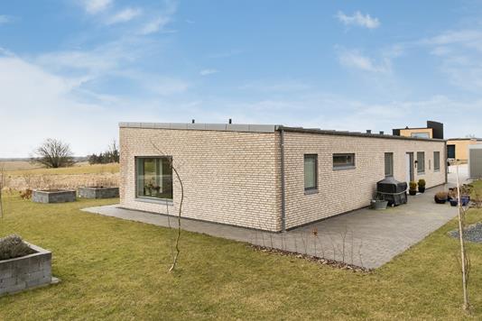 Villa på Lauritshøj i Skødstrup - Andet