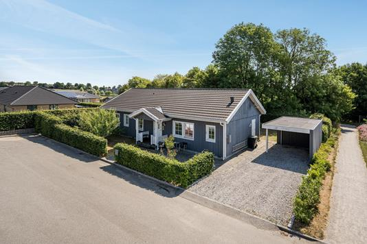 Villa på Koldkilde i Lystrup - Ejendommen
