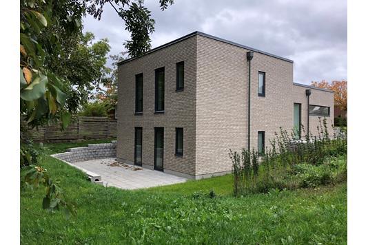 Villa på Abildvej i Egå - Ejendommen