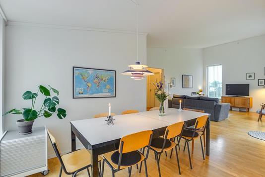 Ejerlejlighed på Bangsboparken i Skødstrup - Køkken alrum
