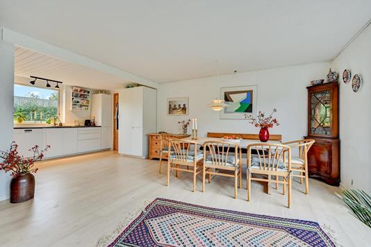 Villa på Kløvervangen i Skødstrup - Alrum