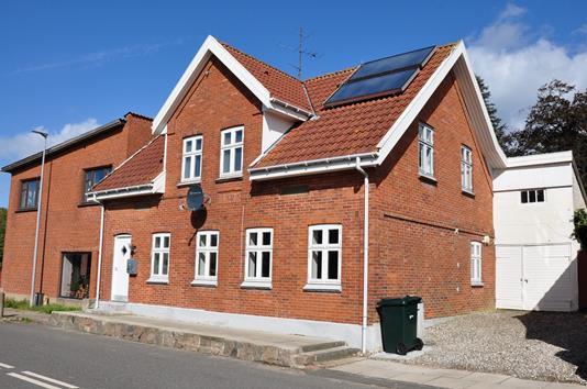 Villa på Stenderupvej i Sønder Stenderup - Andet