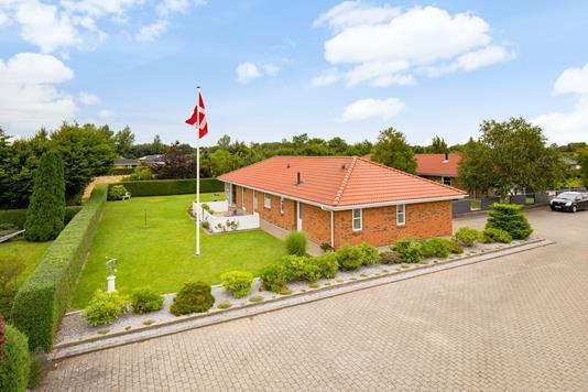 Villa på Egevænget i Lunderskov - Mastefoto