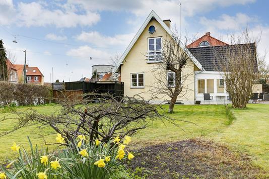 Villa på Gaunøvej i Brønshøj - Ejendommen