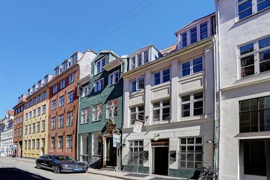 Andelsbolig på Valkendorfsgade i København K - Ejendommen