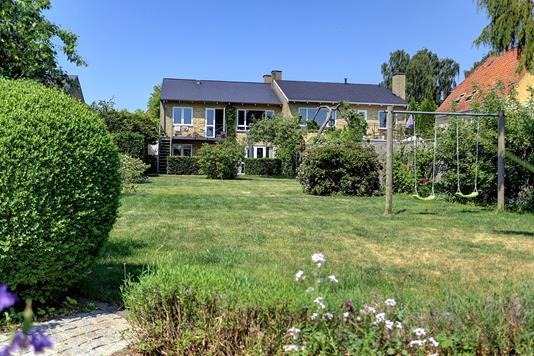 Villa på Damstien i Vanløse - Have