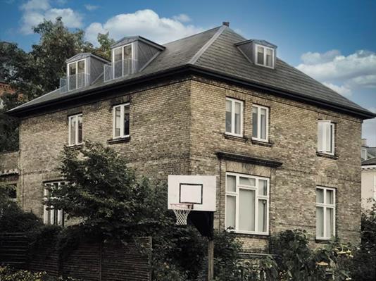 Villa på Rathsacksvej i Frederiksberg C - Andet