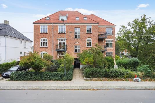 Ejerlejlighed på La Cours Vej i Frederiksberg - Andet