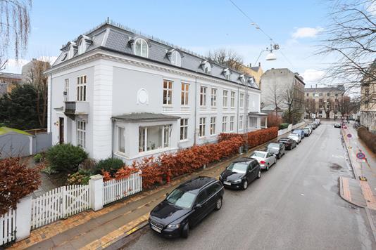 Ejerlejlighed på Amicisvej i Frederiksberg C - Andet
