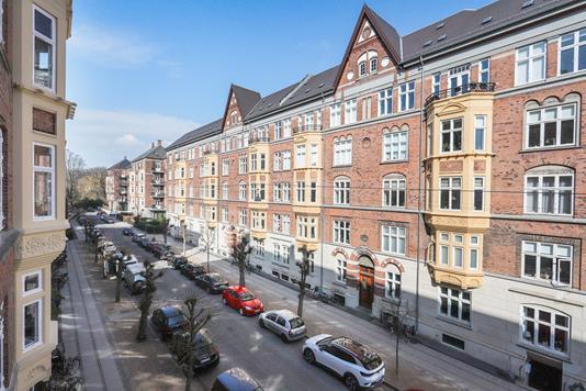 Ejerlejlighed på Frederik VI's Alle i Frederiksberg - Andet